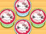 Jogos da hello kitty: Cupcakes Hello Kitty