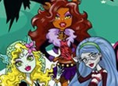 Colorir as Monster High