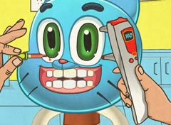 Gumball no Dentista
