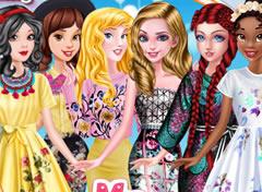 Moda Princesas da Disney