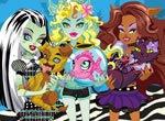 Monster High Animais de Estimação