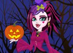 Jogos das monster high: Monster High Draculaura Halloween