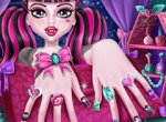 Monster High Unhas Decoradas